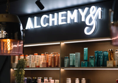 Hair and Beauty Salon Alchemy and I Image Gallery 3